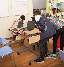 standing desks for students marvel focus desks home