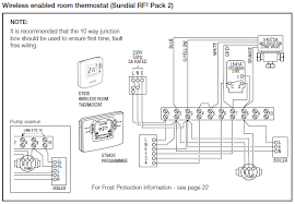 wiring diagram for underfloor heating wiring diagram
