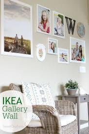 3 Piece Wall Art Ikea by Best 25 Ikea Gallery Wall Ideas On Pinterest Ikea White Frames