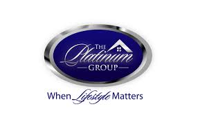 platinum group logo design custom home builder for luxury homes