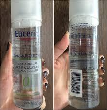 gang saypan eucerin micro micellar acne makeup