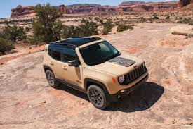 new jeep renegade green jeep renegades special editions set for la motor show auto express