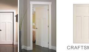 Craftsman Closet Doors Craftsman Iii Smooth Finish Moulded Interior Door Doors Home Devotee