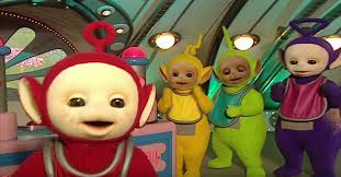 watch teletubbies perform fink freeky