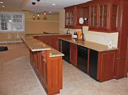 build a bar from stock cabinets custom home bars built in bar cabinets pa