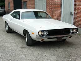 Dodge Challenger Parts - classic cars you should restore northern power equipment