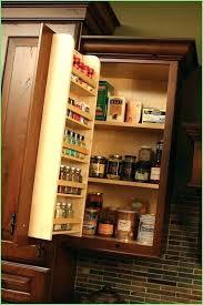 cabinet door mounted spice rack inside cabinet spice rack door mount spice rack kitchen cabinet door