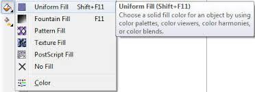 pattern fill coreldraw x6 using coreldraw a tutorial