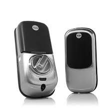 hsn black friday yale key free touchscreen deadbolt door lock 7439595 hsn
