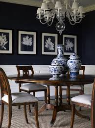 Best  Navy Dining Rooms Ideas On Pinterest Blue Dining Tables - Blue and white dining room