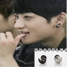 exo earrings exo moonshine earring ex14