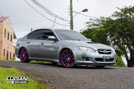 modified subaru legacy progress lucian streets