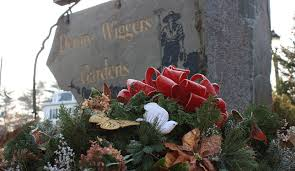 grave blankets and winter services denny wiggers