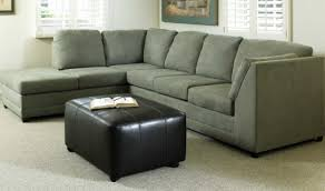 Green Leather Sectional Sofa Sofa Inspiring L Shaped Sofa For Living Room Furniture Ideas