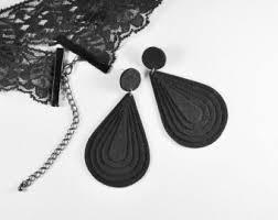 70 s earrings 70s earrings etsy