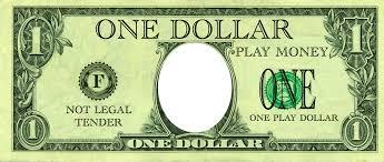 Custom Play Money Template play money templates free customizable downloads