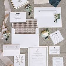 wedding invitations nyc new york s classic wedding stationers brides