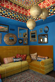 Indian Living Room Home Design Ideas - Indian inspired bedroom ideas