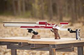 Shooting Bench Rest For Sale A New Thomas Rifle For Field Target And Bench Rest Airgun Nation