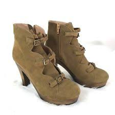 s suede ankle boots size 9