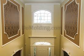 stunning wall molding panels 69 with additional home decoration