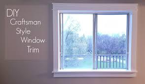 modern trim molding amazing diy modern easy craftsman window trim for ideas and molding