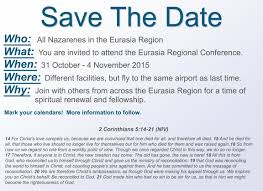 save the date emails save the date eurasia regional conference