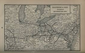 Ohio Railroad Map by File 1893 Poor U0027s Baltimore And Ohio Railroad Jpg Wikimedia Commons