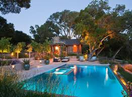 Pool Landscape Lighting Ideas 134 Best Pool Landscape Images On Pinterest Mini Pool Small