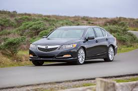 Acura Tl Redesign 2016 Acura Rlx Reviews And Rating Motor Trend