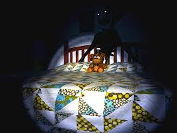 five nights at freddy s halloween update image nightmarionneinbedbright png five nights at freddy u0027s