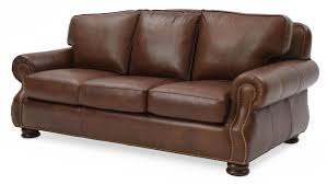 Chestnut Leather Sofa September Top Grain Leather Sofa Chestnut Brown Weir S Furniture