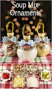 how to diy cocoa mix ornaments