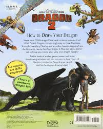 dreamworks how to train your dragon 2 draw it dragons love to