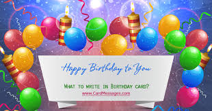 birthday wishes for niece card messages