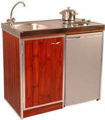 Space Saving Kitchen Sinks by Stove Sink And Fridge Unit Will Be Your Space Saving Companion