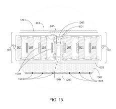 patent us8393427 vehicle battery pack ballistic shield google
