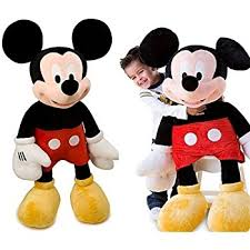amazon disney mickey mouse plush toy 25