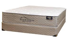 spring air back supporter drake firm queen mattress set queen