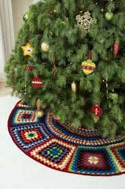 Peppermint Twist Tree Skirt Using 113 Best Crochet Tree Skirt Images On