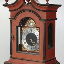 swedish painted furniture antique swedish painted pine longcase clock