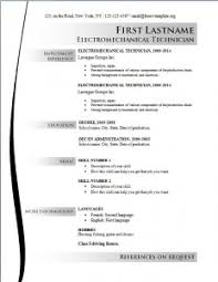 Online Free Resume Template by Free Resume Templates Online Examples Resume Template Download