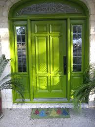 lime green front door meaning neon bright yellow doors paint