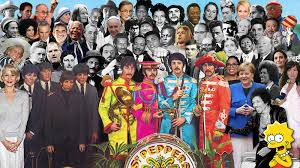 sargeant peppers album cover how the sgt pepper cover might looked today cnn
