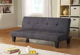 brown microfiber sofa bed homelegance albert elegant lounger sofa bed black microfiber
