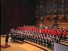 the vocal majority chorus performance of leonard cohen u0027s