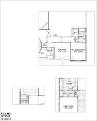 Wet Bar Floor Plans by Plan 823 In Parkside American Legend Homes