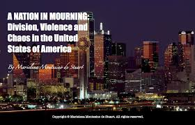thanksgiving day of mourning a nation in mourning division violence and chaos in the united