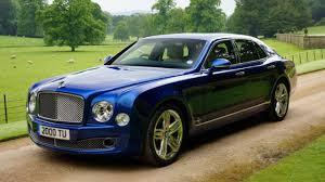 bentley mulsanne 2013 top ten depreciating cars of 2013
