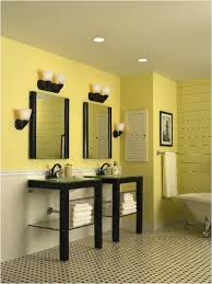 Ceiling Mounted Bathroom Vanity Light Fixtures Alluring Overhead Bathroom Vanity Lighting Progress Lighting How